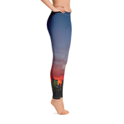 Sunset City Leggings
