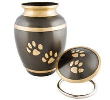 Double Paw Pet Urn