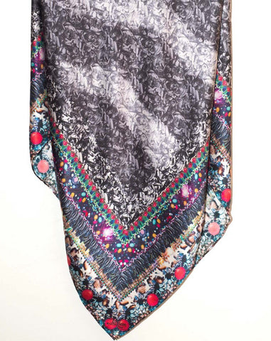 The Crystalline Scarf