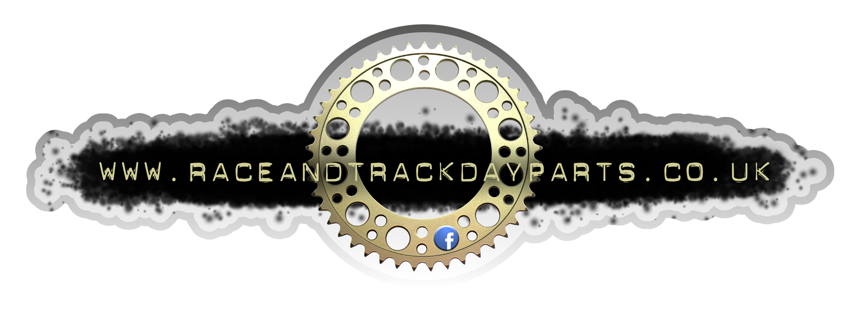 race and trackday parts sprocket logo for new website