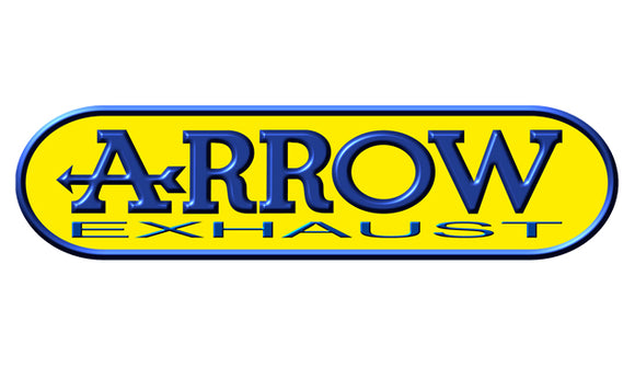 Arrow motorcycle road and race exhaust logo