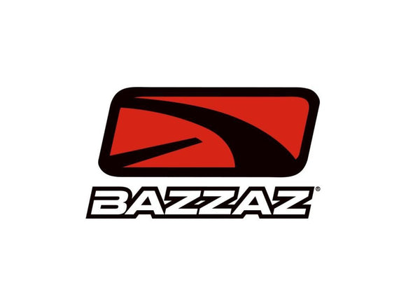 Bazzaz fuel modules and quickshifter logo