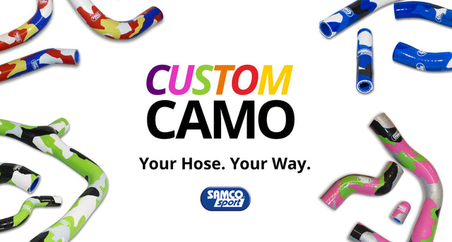 samco sport custom camo hoses end of season sale