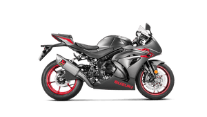 akrapovic evolution line full system suzuki gsxr1000