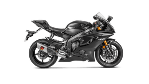 akrapovic evolution line full exhaust system yamaha yzf-r6
