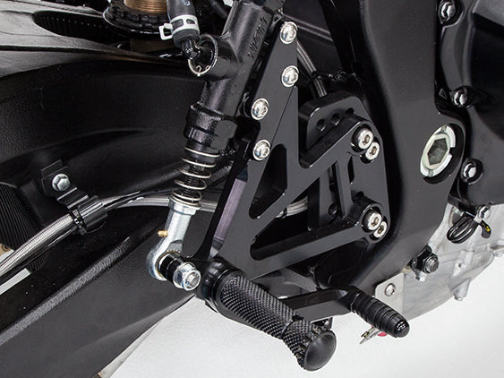 GSXR1000 Rearsets, Rearsets, Yoshimura - Race and Trackday Parts