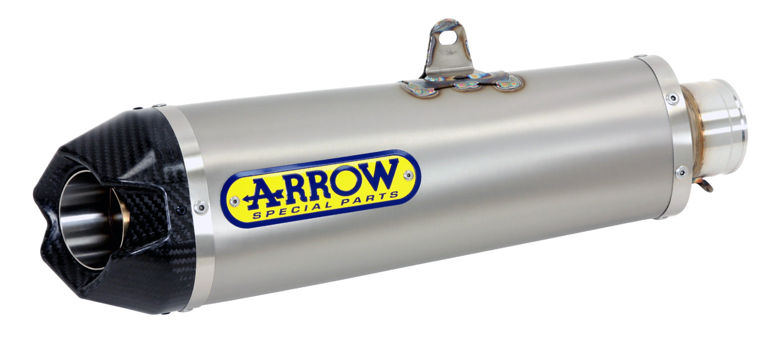 Works Silencer, Exhaust Silencer, Arrow Exhausts - Race and Trackday Parts