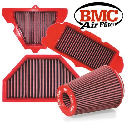 BMC Race Air Filter - Triumph, Air Filter, BMC Air Filters - Race and Trackday Parts