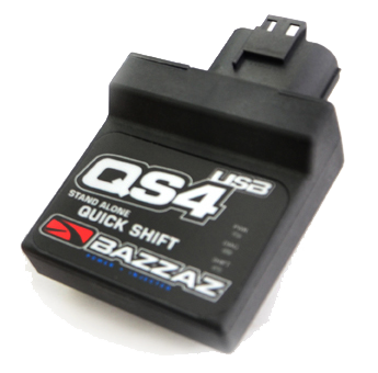 Bazzaz QS4 USB Quick Shifter, Quickshifter, Bazzaz - Race and Trackday Parts
