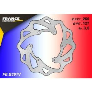 FE Brake Discs - Beta, Brake Discs, France Equipment - Race and Trackday Parts