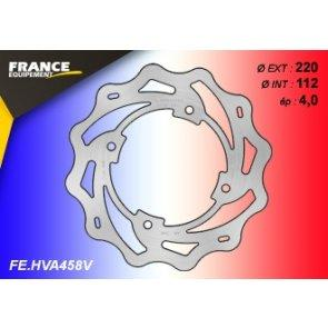 FE Brake Discs - Husqvarna, Brake Discs, France Equipment - Race and Trackday Parts