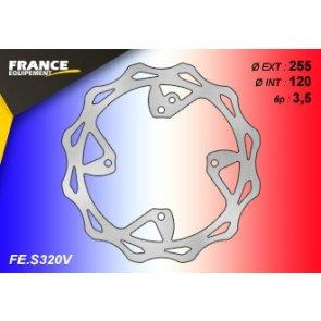FE Brake Discs - Sherco, Brake Discs, France Equipment - Race and Trackday Parts