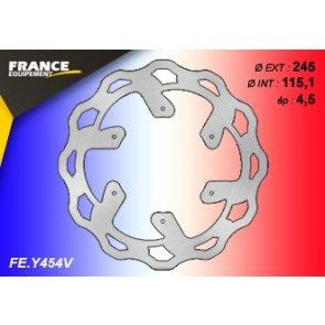 FE Brake Discs Yamaha, Brake Discs, France Equipment - Race and Trackday Parts