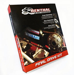 Renthal Final Drive Kit, Chain and Sprocket Kit, Renthal - Race and Trackday Parts