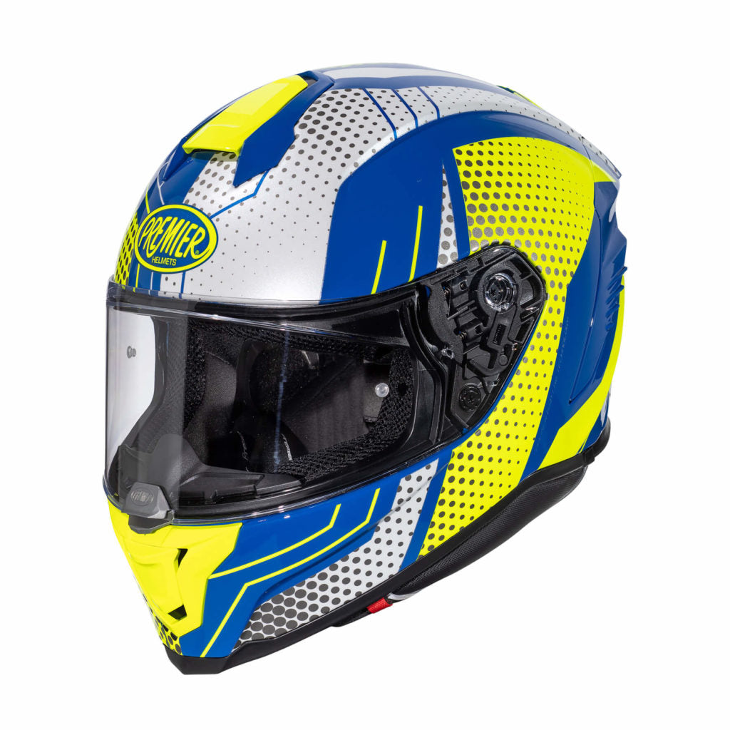 Hyper BP 12, Helmet, Premier Helmets - Race and Trackday Parts