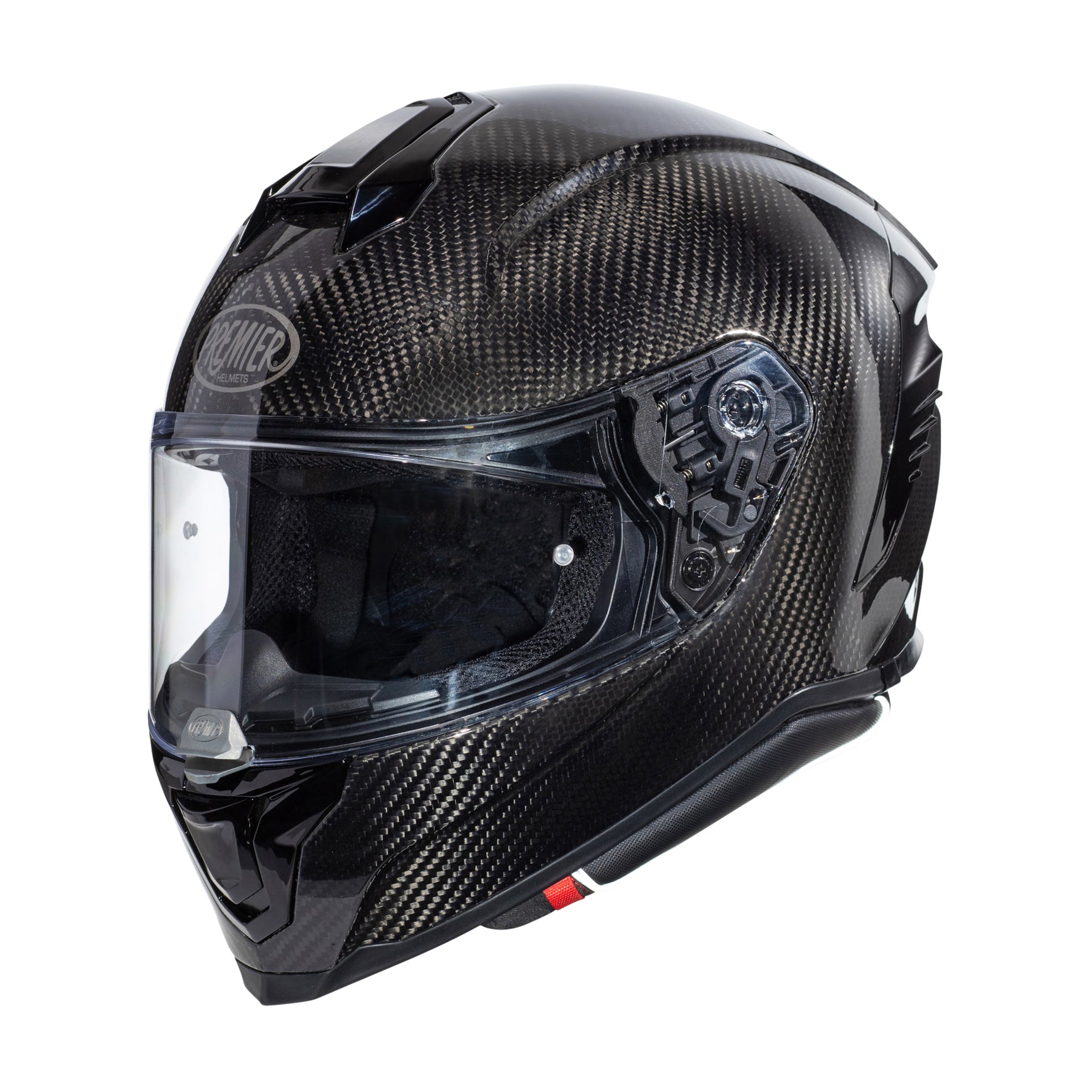 Hyper Carbon, Helmet, Premier Helmets - Race and Trackday Parts