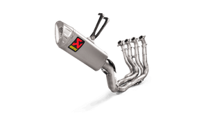 Akrapovic Evolution Line System - Honda, Exhaust System, Akrapovic - Race and Trackday Parts