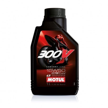 Motul 300V, Engine Oil, Motul - Race and Trackday Parts