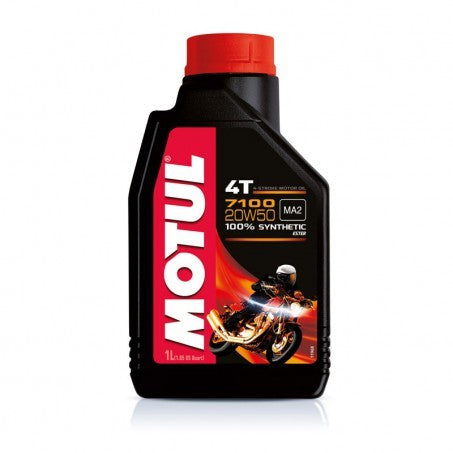 Motul 7100 4T, Engine Oil, Motul - Race and Trackday Parts