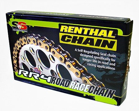 Renthal RR4 Race Chain, Chain, Renthal - Race and Trackday Parts