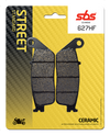 Hyosung SBS Brake Pads, Brake Pads, SBS Brake Pads - Race and Trackday Parts