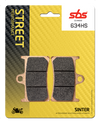 Suzuki SBS Brake Pads HS Compound, Brake Pads, SBS Brake Pads - Race and Trackday Parts