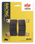 Honda SBS Brake Pads RS Compound, Brake Pads, SBS Brake Pads - Race and Trackday Parts
