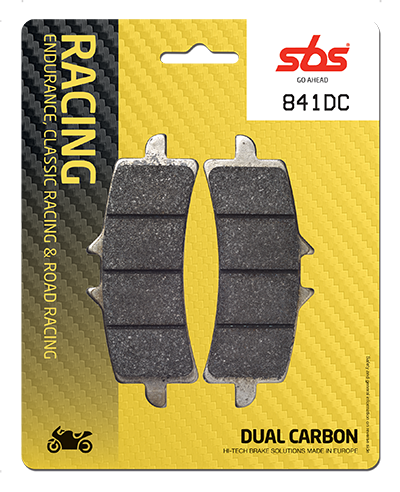 Ducati SBS Brake Pads DC Compounds, Brake Pads, SBS Brake Pads - Race and Trackday Parts