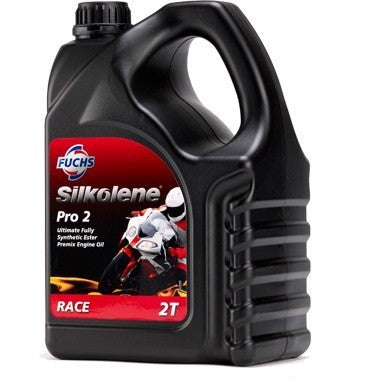 Pro 2 Racing, 2 Stroke Oil, Silkolene - Race and Trackday Parts