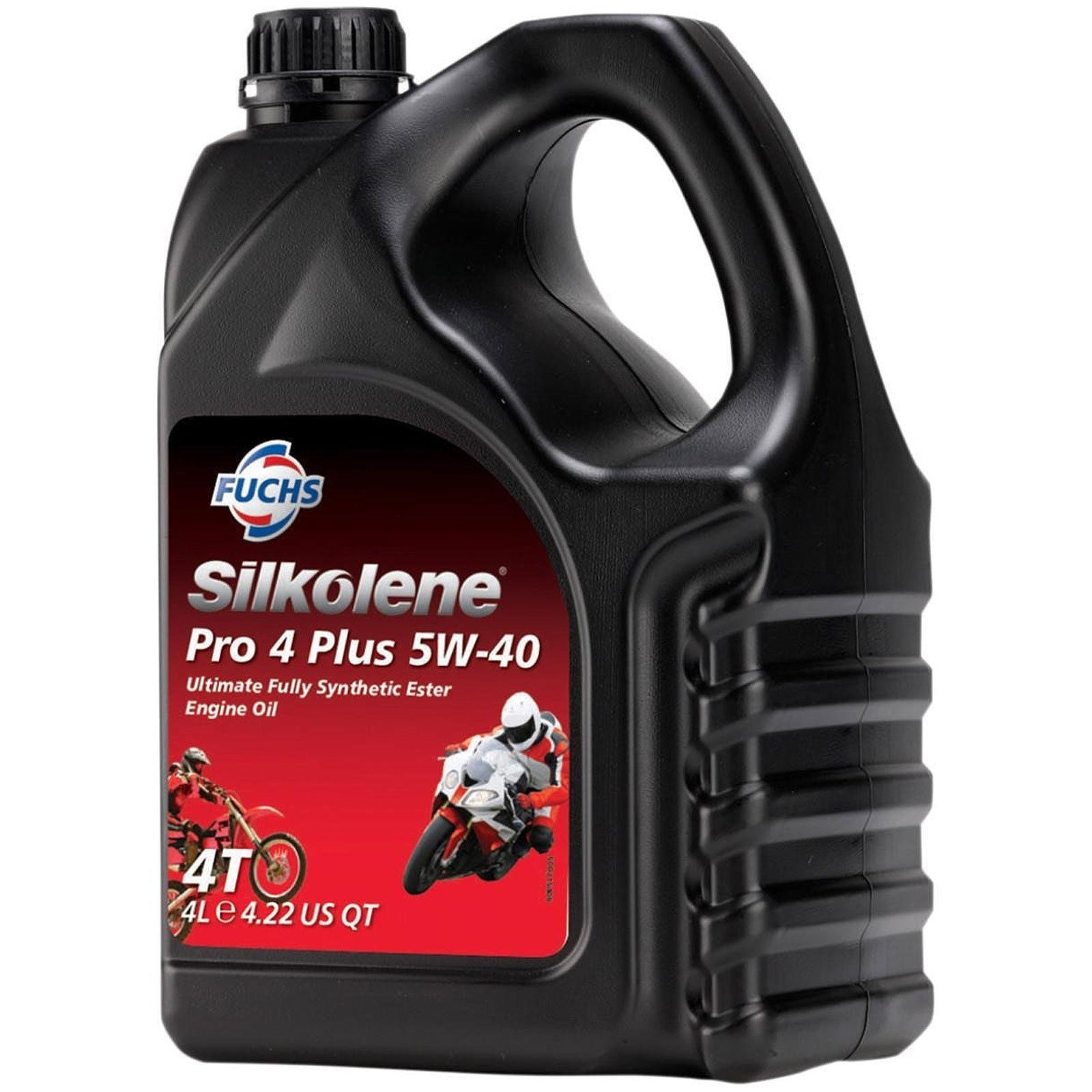 Pro 4 Plus, Engine Oil, Silkolene - Race and Trackday Parts