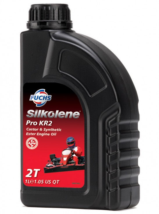 Pro KR2, Go-Kart Oil, Silkolene - Race and Trackday Parts