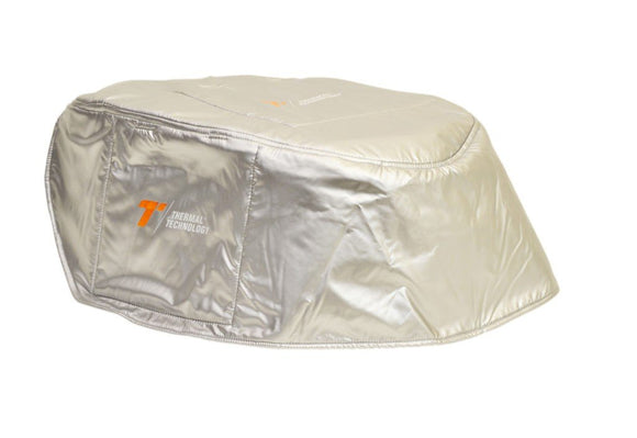 Thermal Technology Fuel Tank Cover - The Brake King