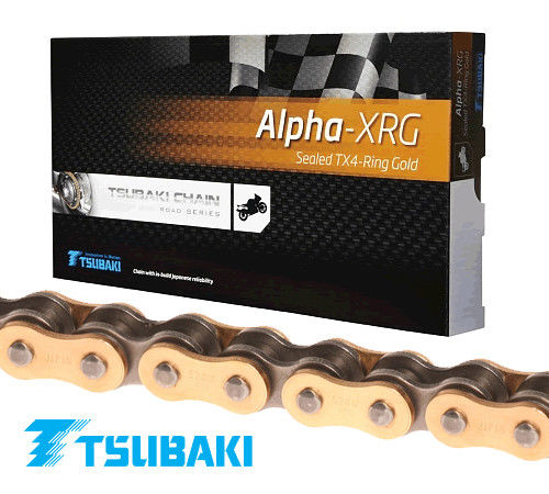 Alpha XRG, Chain, Tsubaki - Race and Trackday Parts