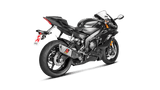 Akrapovic Evolution Line System - Yamaha, Exhaust System, Akrapovic - Race and Trackday Parts