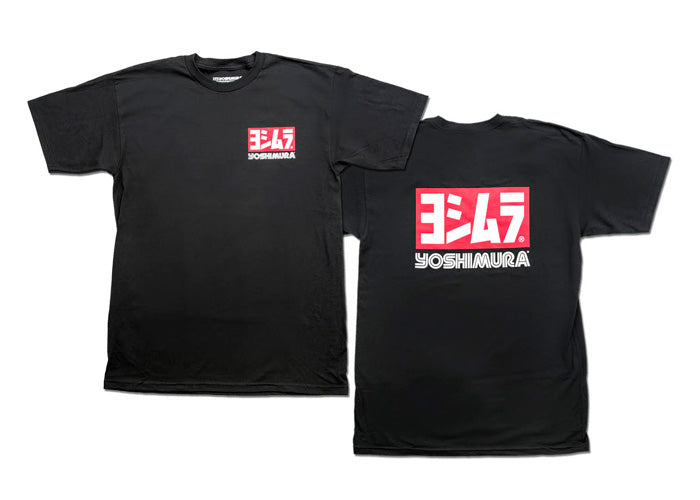 Corporate T-Shirt, T-Shirt, Yoshimura - Race and Trackday Parts
