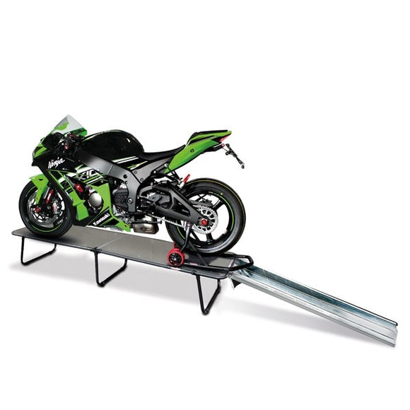 GP Box Stand + Ramp, Workbench, Valtermoto Components - Race and Trackday Parts