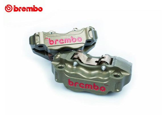 Brembo HPK Front Calipers, Brake Caliper, Brembo - Race and Trackday Parts
