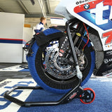 RACE Front Triple Tree Lift, Paddock Stand, Valtermoto Components - Race and Trackday Parts