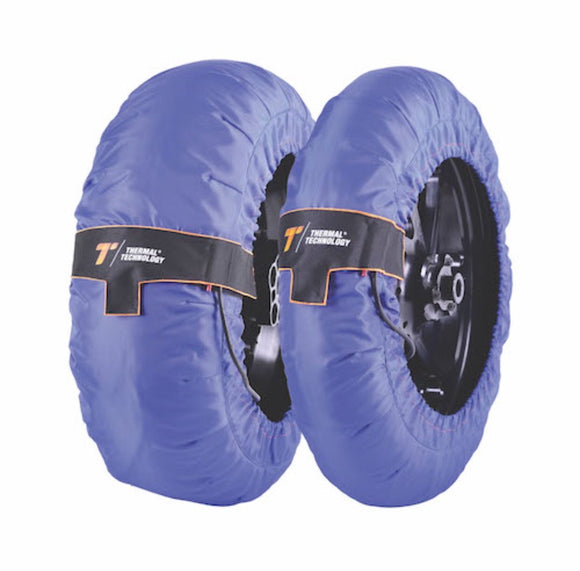 Thermal Technology Performance Tyre Warmers - The Brake King