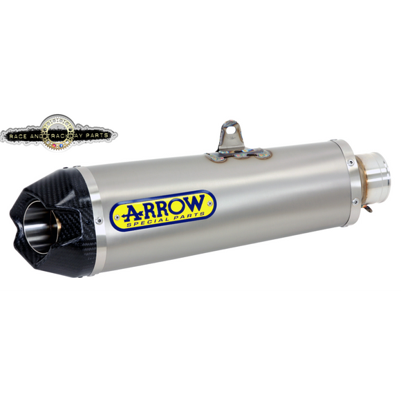 Arrow Works Silencer, Exhaust Silencer, Arrow Exhausts - Race and Trackday Parts