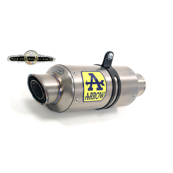 Arrow GP2 Exhaust - Suzuki, Exhaust Silencer, Arrow Exhausts - Race and Trackday Parts