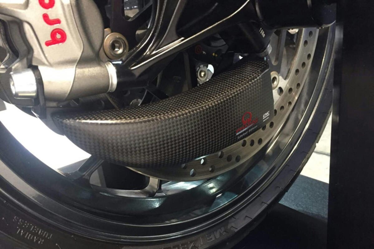 Carbon GP Ducts - Pramac Racing Ltd Ed - Race and Trackday Parts