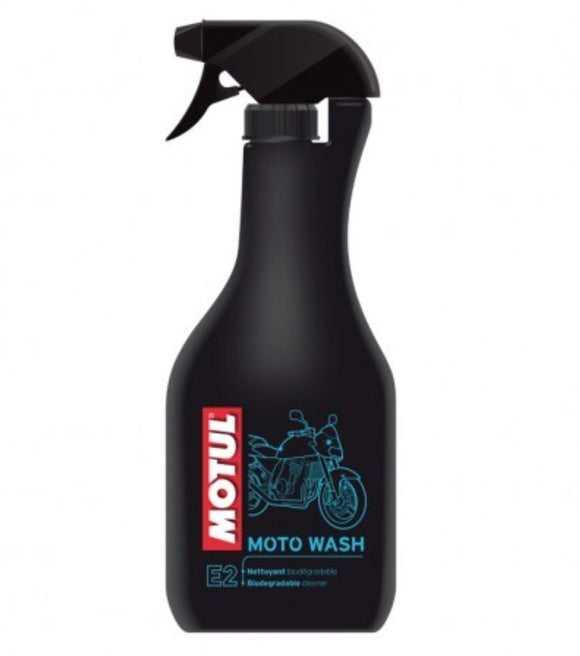 Motul E2 Moto Wash, Bike cleaner, Motul - Race and Trackday Parts