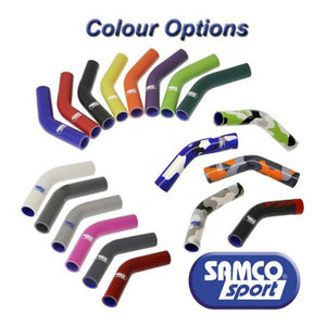 Indian Samco Hose Kit, Silicone Hoses, Samco Sport - Race and Trackday Parts
