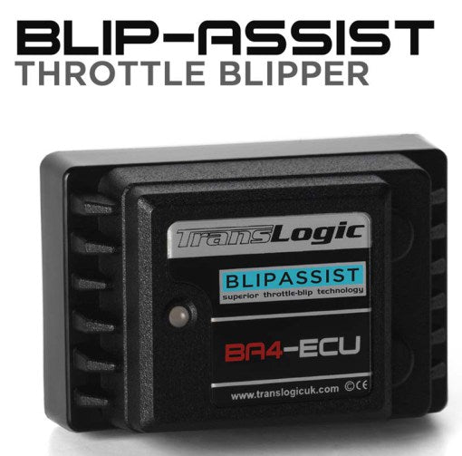 Translogic Blip Assist - Race and Trackday Parts