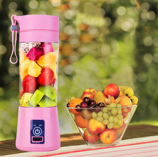 Superior Portable Blender - USB Rechargeable | Best Portable Blender