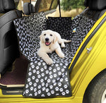 Deluxe Waterproof Seat Cover For Pets (50% OFF) + FREE PET SEAT BELT