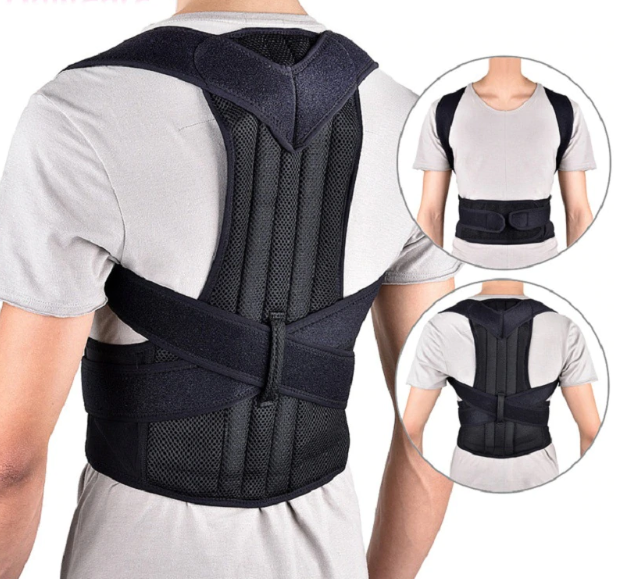 IR2b Combo Posture Corrector - Back and Shoulder Support