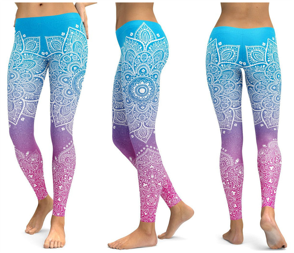WELOVE - Stylish Yoga Pants