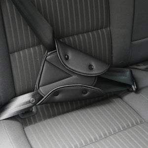 Adjustable Triangle Safety Seat Belt Cover | Kids Essential